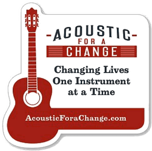 Accoustic for a Change